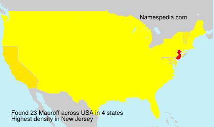Mauroff