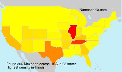 Maxedon