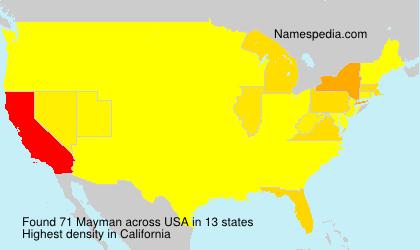 Mayman