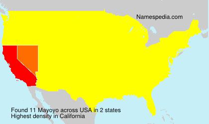 Mayoyo