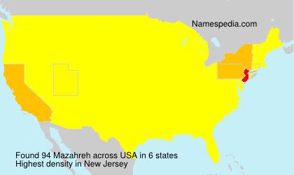 Mazahreh