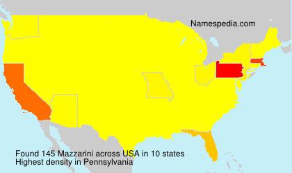 Mazzarini