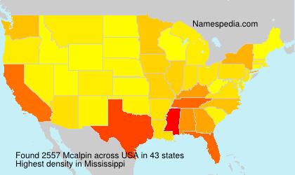 Mcalpin
