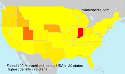 Mccashland
