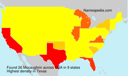 Mccaughrin