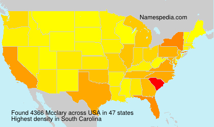 Mcclary