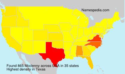 Mcclenny