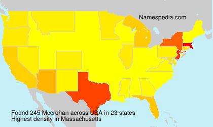 Mccrohan