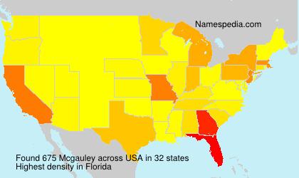 Mcgauley