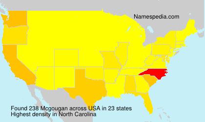 Mcgougan