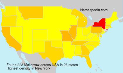 Mckerrow