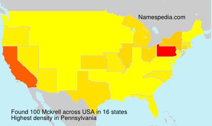 Mckrell