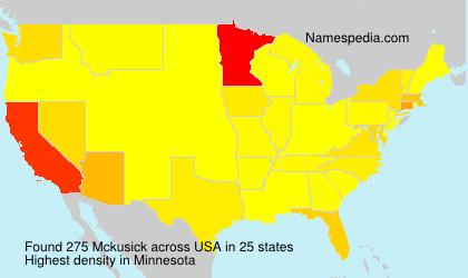 Mckusick