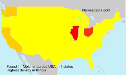 Melsher