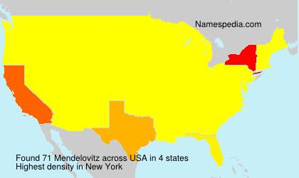Mendelovitz