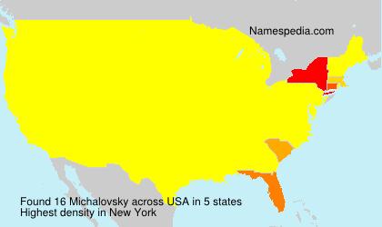 Michalovsky