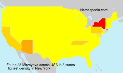Mirzayeva