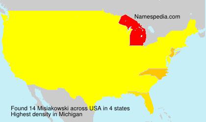 Misiakowski