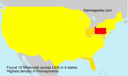 Miskovish