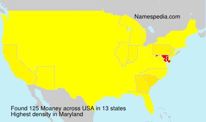 Moaney