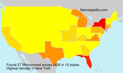Mohammod - USA