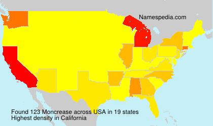 Moncrease