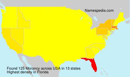 Morancy