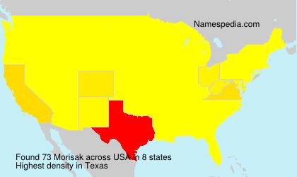 Morisak - USA
