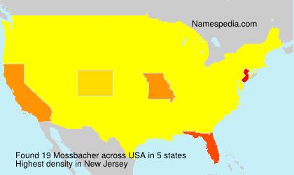 Mossbacher