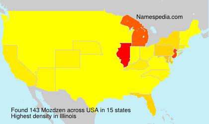 Mozdzen