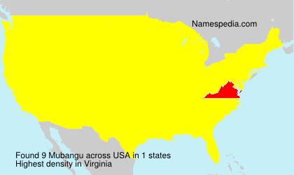 Mubangu
