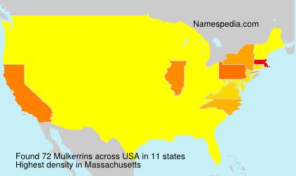 Mulkerrins