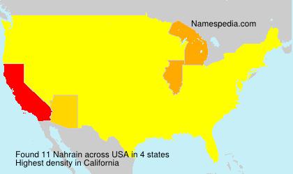 Nahrain