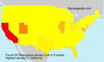 Nakagama