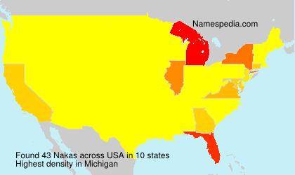 Nakas - USA