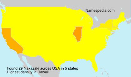 Nakazaki