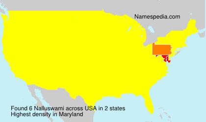 Nalluswami