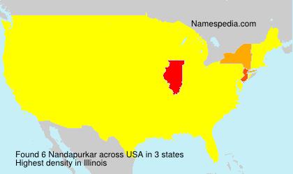 Nandapurkar