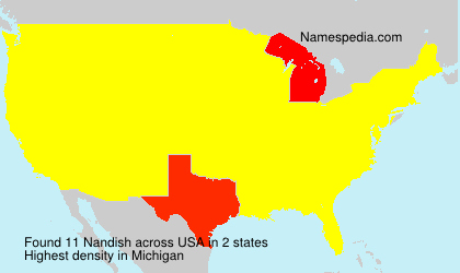 Nandish