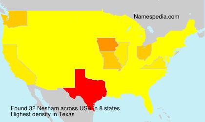 Nesham