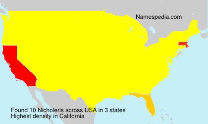 Nicholeris