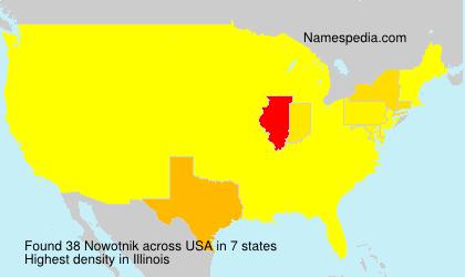 Nowotnik - USA