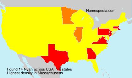 Nyah - USA