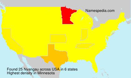 Nyangau