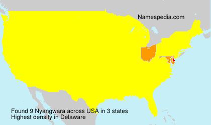 Nyangwara