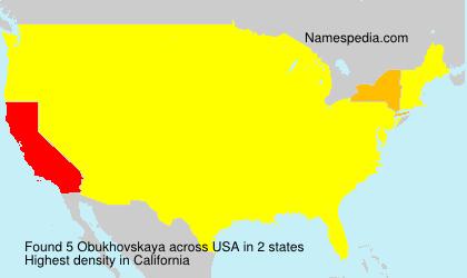 Obukhovskaya