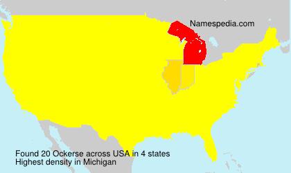 Ockerse - USA