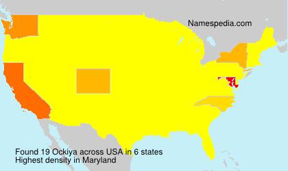 Ockiya