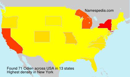 Odien - USA