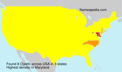 Ogiefo - USA